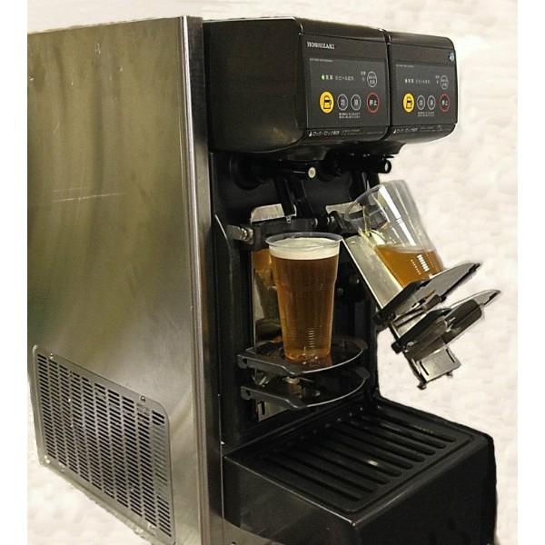 HOSHIZAKI Устройство для автоматического розлива на 1 сорта пива из кега.