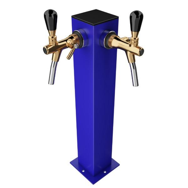 Пивная колонна АРГО окрашенная под Pegas на 1-2 выход