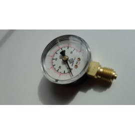 Манометр низкого давления от 0-6 бар, для редуктора ODL